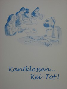 kantklossen kei-tof
